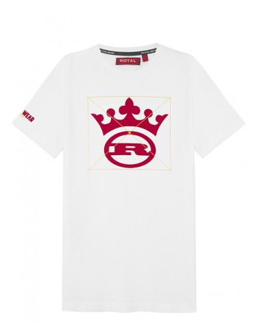 boutique streetwear T-Shrit  College Blanc  paris fashion sportswear homme royal wear