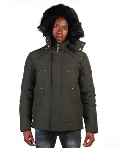 boutique streetwear Parka  NORDIKA KAKI  paris fashion sportswear homme royal wear