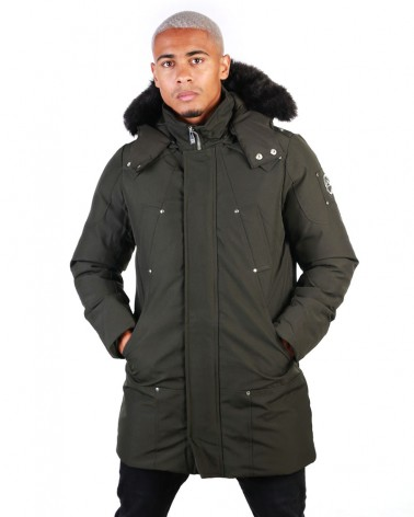 boutique streetwear Parka  REDPIST KHAKI  paris fashion sportswear homme royal wear