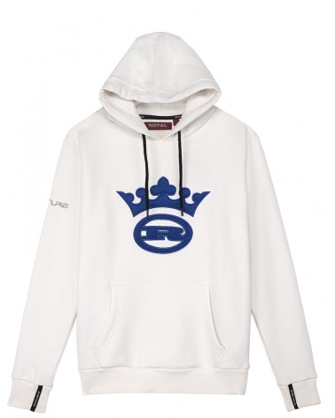 boutique streetwear HOODIES  King Blanc  paris fashion sportswear homme royal wear