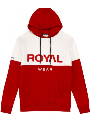 boutique streetwear HOODIES  Twinster Red  paris fashion sportswear homme royal wear